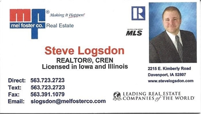 See Me For Your Real Estate Needs