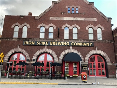 Iron Spike Brewing Company - Galesburg, IL
