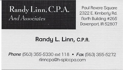 Randy Linn, C.P.A. And Associates