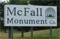 McFall Monuments
