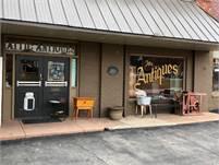 Attic Antique Shop Jim Verheyen