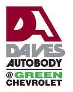 Daves Auto Body at Green Chevrolet Dave Dunn