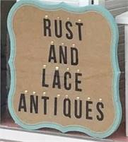 Rust and Lace Antiques Dianna Sims